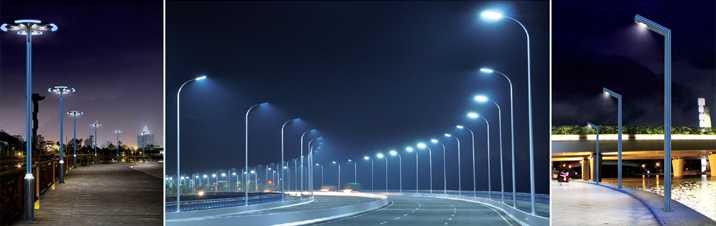 文昌路路灯照明工程