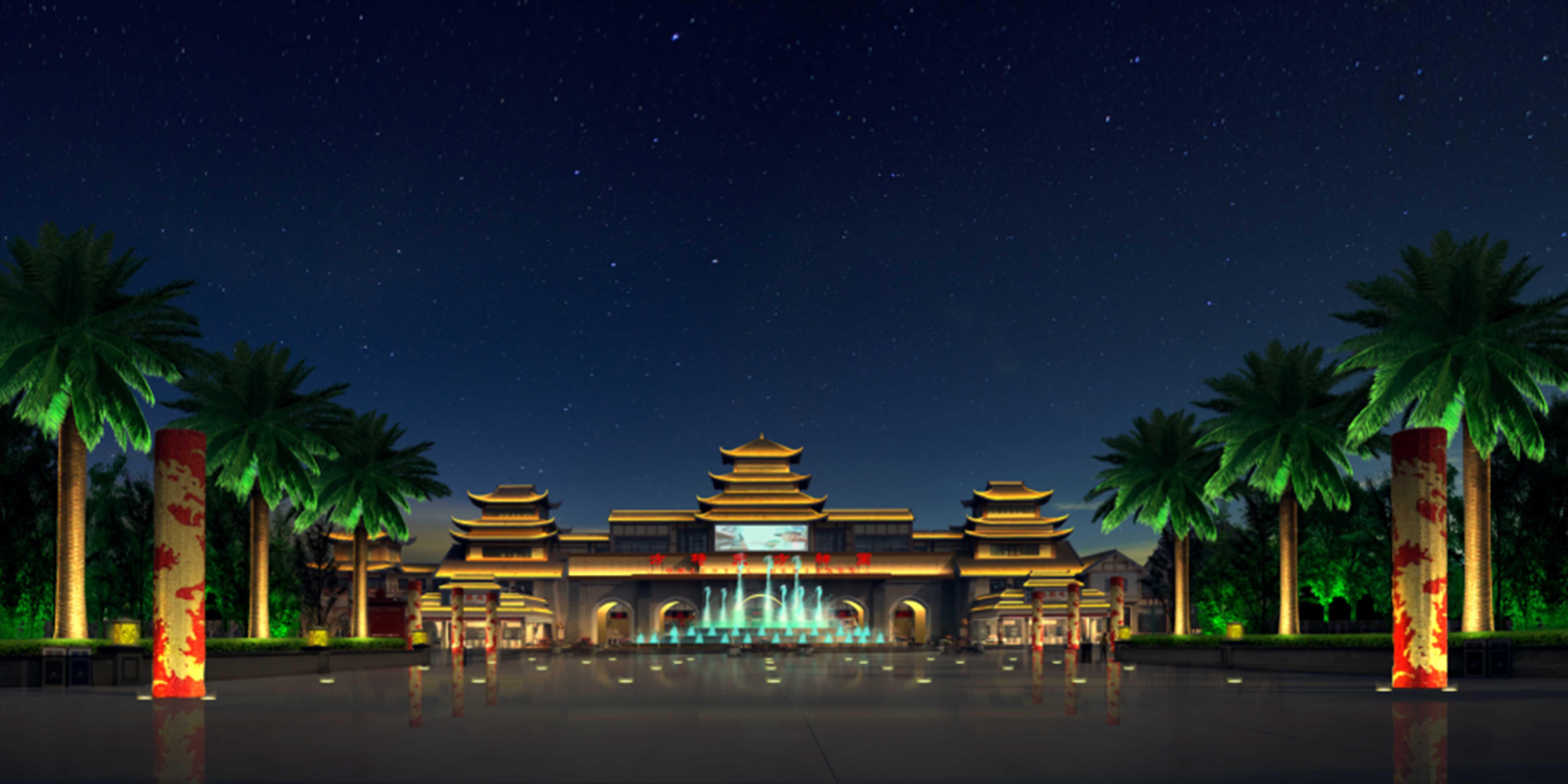 济南方特游乐园