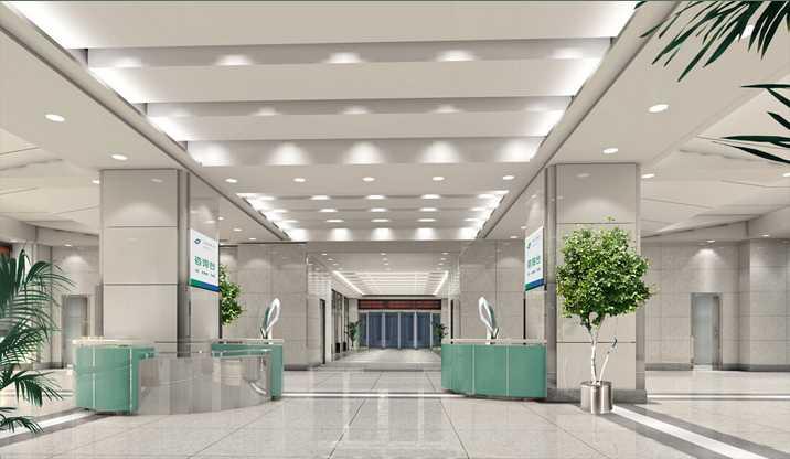 医院照明设计
